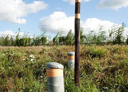 Groundwater Technology in Rotterdam MVDTP Q8 Botlek gemaakt op :28-08-2009